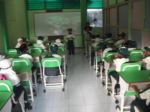 Doa di kelas