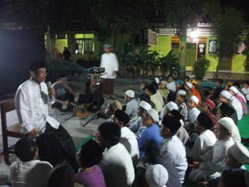 Pengarahan dari Bapak Kepala Madrasah