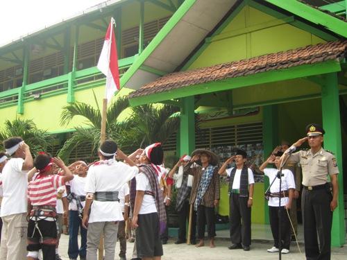 Penghormatan Bendera
