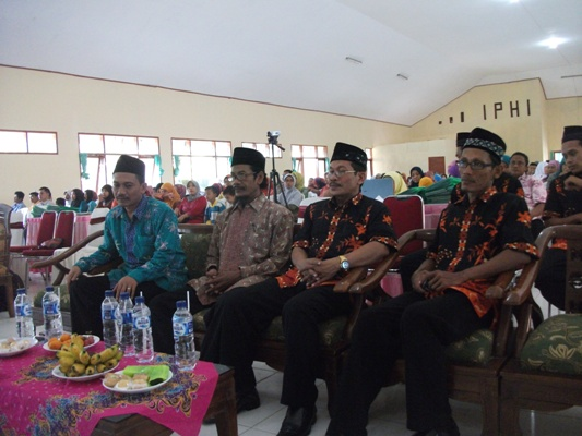 Pengurus Madrasah dan Yayasan Sabilillah Lamongan