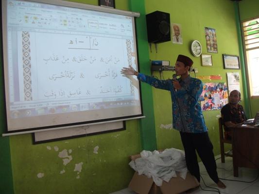 Pelatihan Al-Qur'an Metode SABILI oleh Ustadz Siswanto