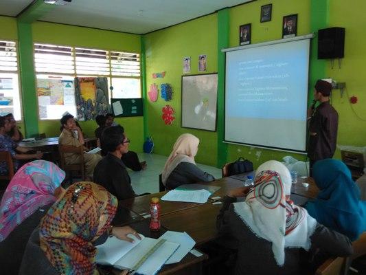 Pelatihan Al-Qur'an Metode SABILI hari Pertama