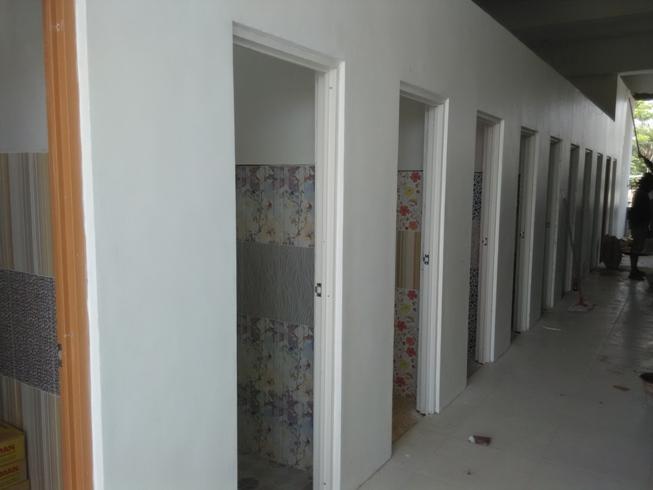 Toilet Siswa Gedung Baru MIUS