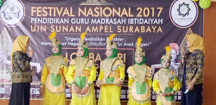 Alhamdulillah Siswa MIUS Raih Juara 2 Lomba Tari Kreasi di UINSA Tingkat Jatim dan Bali