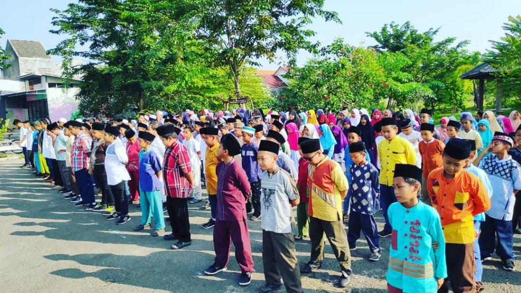 Apel Pembukaan Pondok Ramadhan