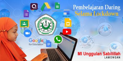Makin Jago Belajar dengan Teknologi ala Siswa/i MIUS (MI Unggulan Sabilillah)
