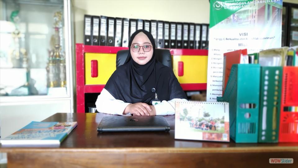 Naeny Yolanda Permata Sari, S.Pd