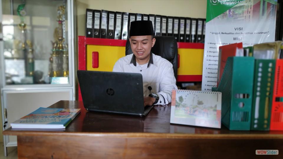 M. Fahmi Saifuddin, S.Pd