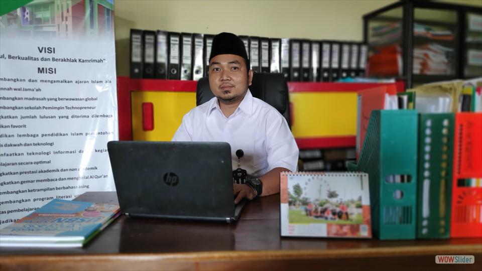 Setyo Agung Laksono, S.Kom
