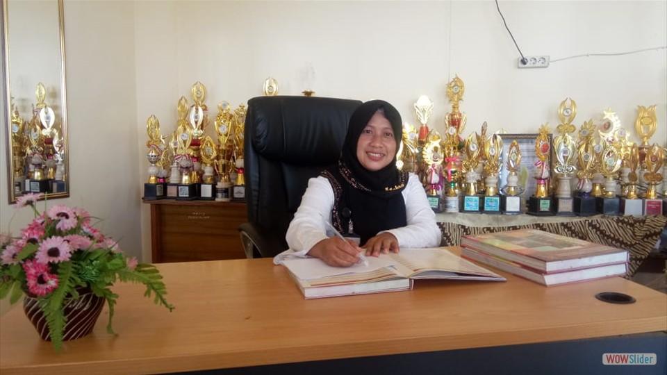 Siti Zaroh, S.Pd
