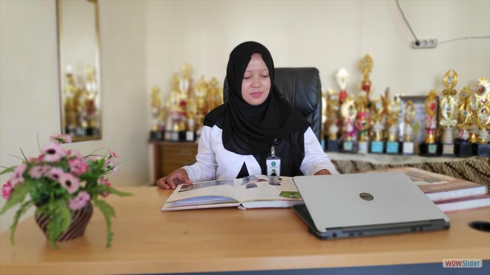 Uswatun Hasanah, MA