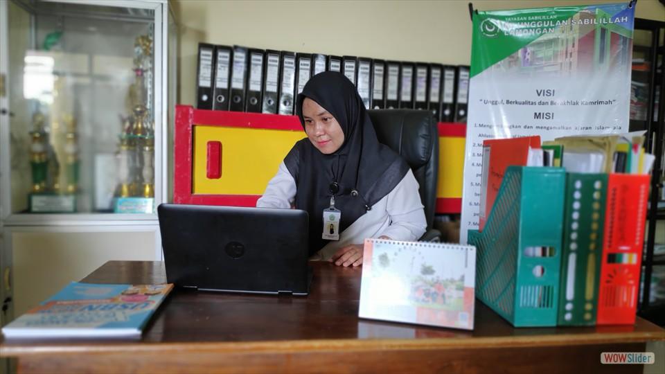 Annisa Nawang Wulan, S.Pd