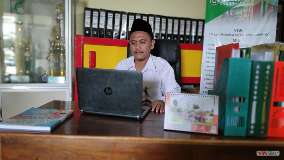 Mohamad Syafi'i, S.Pd
