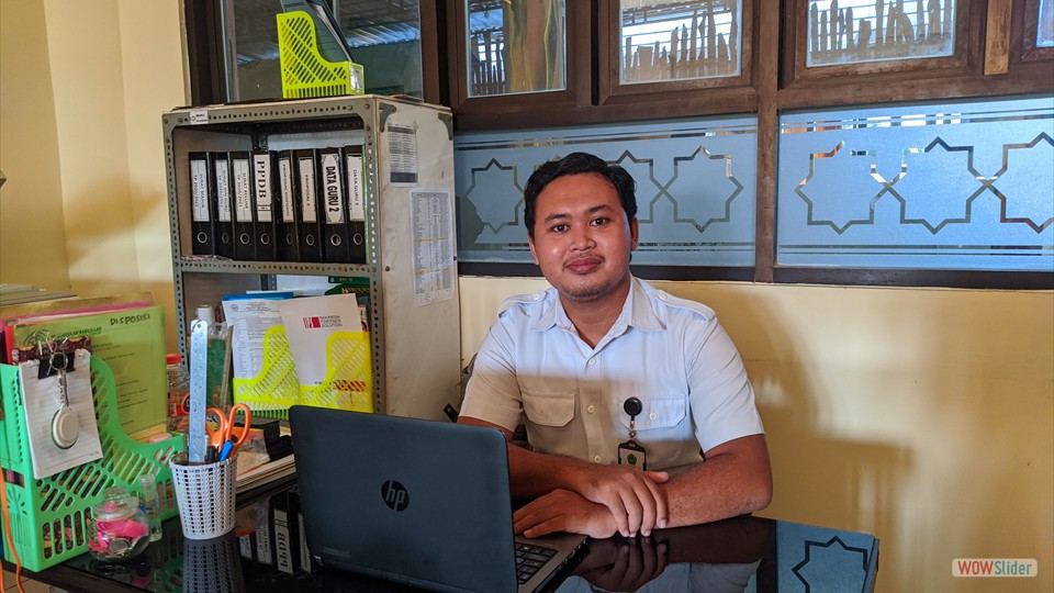 Ifham Arifuddin, S.Si