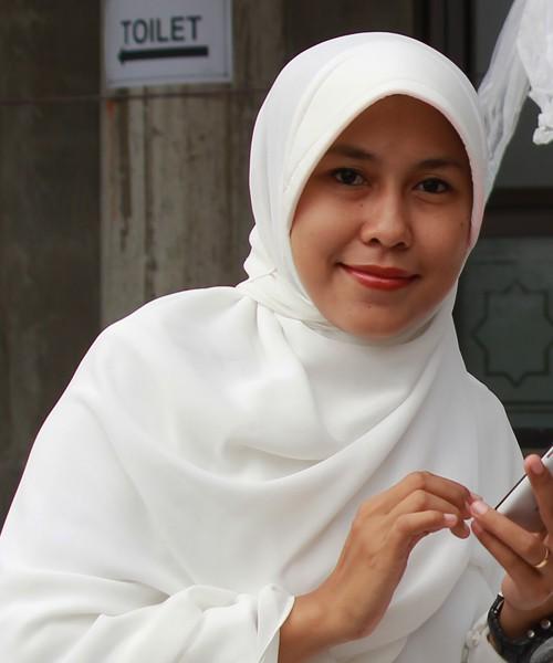 Siti Munawaroh, S.Pd.I.