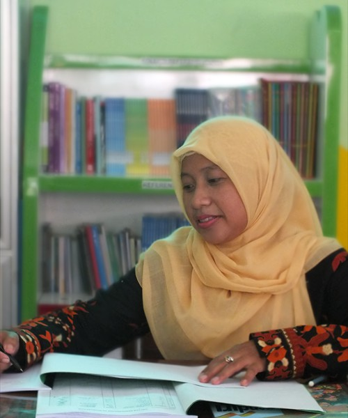 Siti Zaroh, S.Pd.